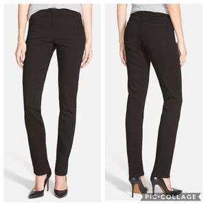 NYDJ Poppy Pull-On High-Rise Stretch Denim Legging